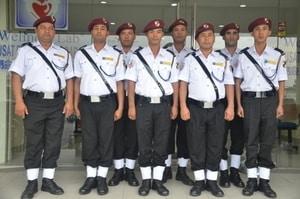 Nepal Security Guard